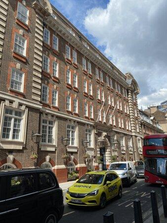 Great Scotland Yard Hotel (Exterior view)
