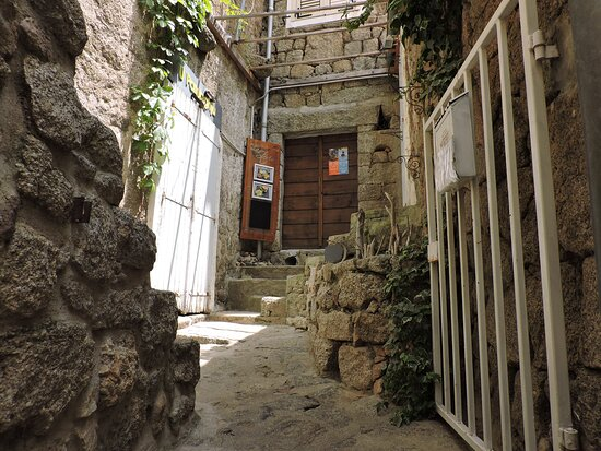Sartene, Francia: vista