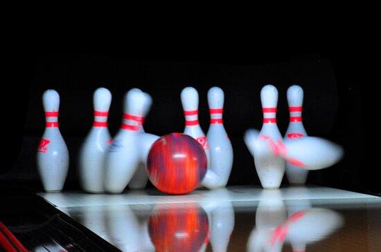 Strike Bowling Im Fohren Center