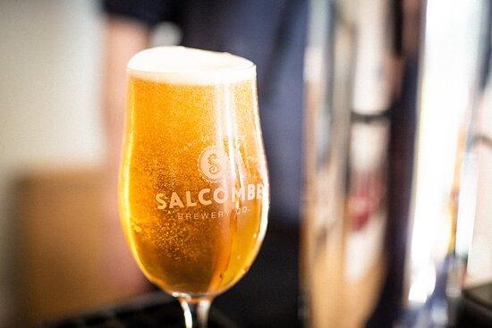 Kingsbridge, UK: Salcombe Pale Ale