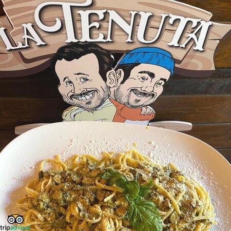 Spaghetti alla Nerano.