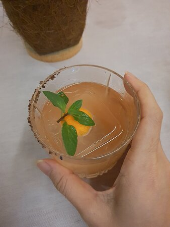 one of the drinks which paired with dinner