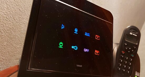High Tech to control lights, doors ...