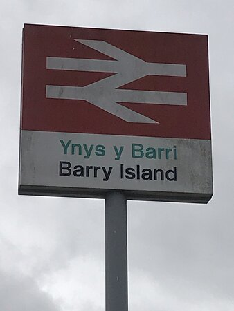 Barry Island Train Station
