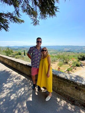 PRIVATE Full-Day Wine Experience in Chianti Classico. Resmi