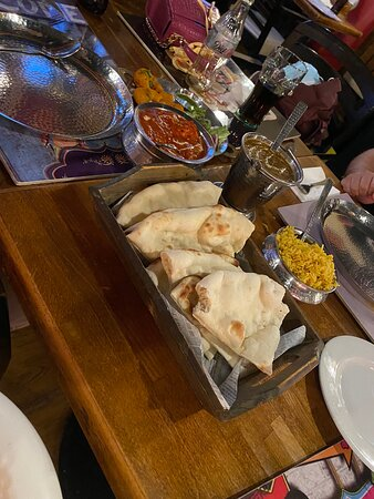 Bombay and Co, a must try if you are visiting the cotswolds, located in Cheltenham. Lovely staff and Amazing food. Definitely added a few stars to our summer getaway!