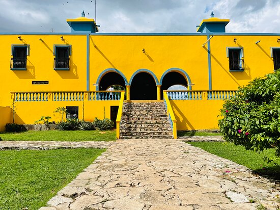 Hacienda Upfront Beautiful