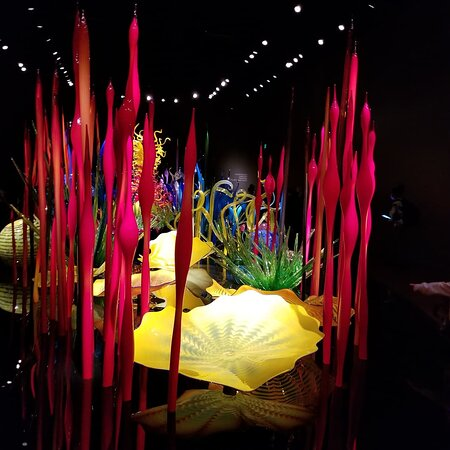Space Needle and Chihuly Garden and Glass Combination Ticket Φωτογραφία