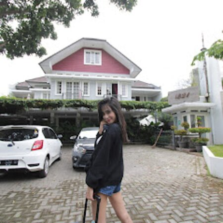 One of Our Special Guest, who needs to Relax and Stay at Front One Boutique Baluran Malang