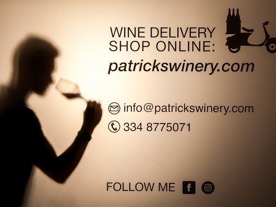 Patrick's Winery