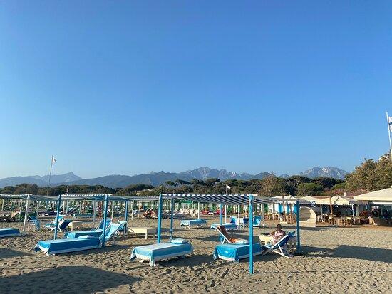 Bagno Rosina Beach Club