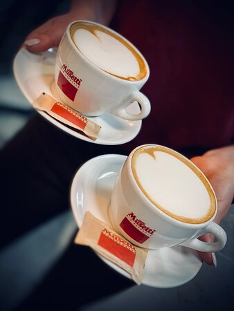 Best italian cappuccino you have ever tried