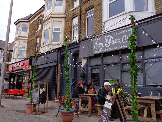 Cozy Jazz Cafe, Blackpool