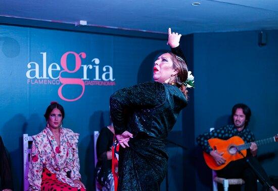Tablao Flamenco Alegría