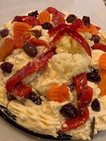 Mamma potato salad