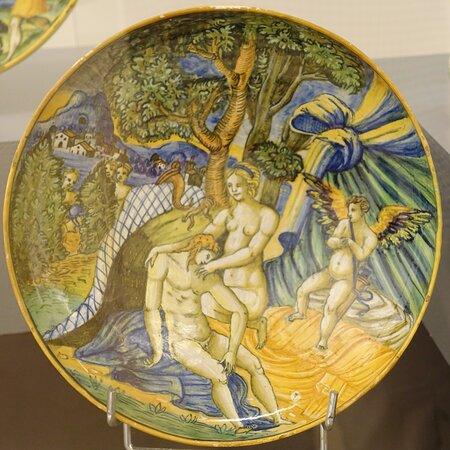 Musée de la Faïence et des Beaux-Arts, Nevers