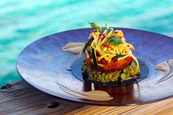 Marcus Samuelsson's Bahamas oceanfront restaurant at the Hyatt - Marcus at Baha Mar Fish + Chop House