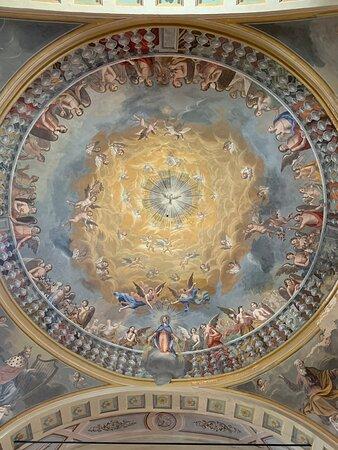 Valmala, Italia: Santuario di Maria Madre della Misericordia
