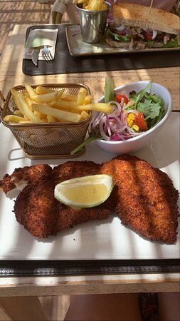 Super lecker - El Chiringuito - Restaurant Bar, Calpe Resmi - Tripadvisor