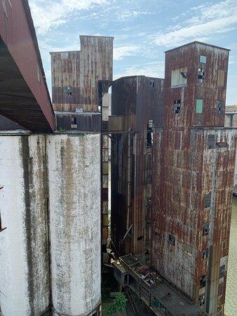 Explore Buffalo Silo City Vertical Tour