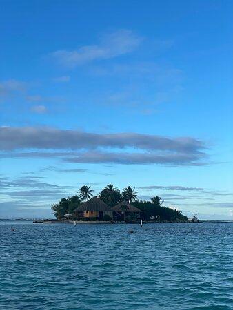 Un petit paradis sur Tahaa