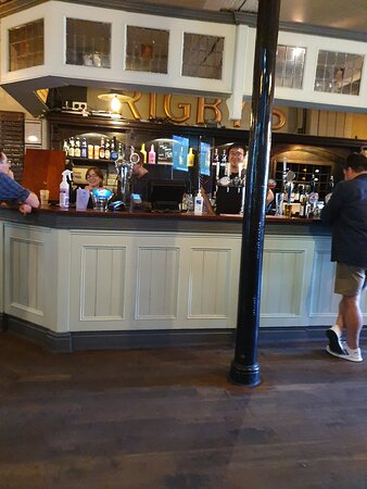 Rigby's Pub along Dale Street