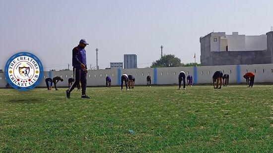 The Creators Cricket Club Ground