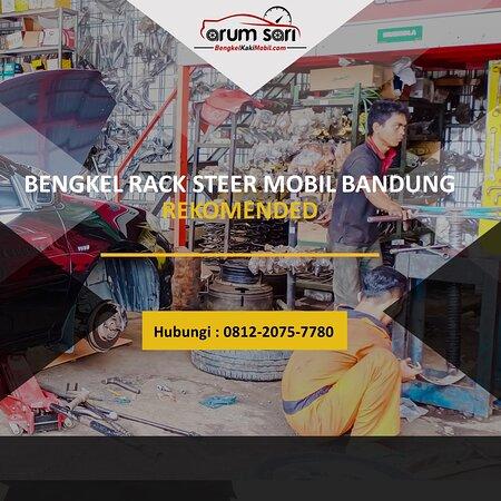 Bengkel Rack Steer Mobil Bandung Murah, Call 0812-2075-7780, Bengkel Arumsari Arum Sari Bandung siap membantu anda dalam mengatasi masalah pada kaki-kaki atau Shockbreaker mobil & menghilangkan bunyi – bunyi Bising pada kendaraan roda empat anda.