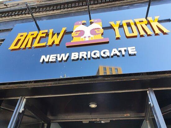 Brew York: New Briggate