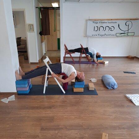 YogaPoint JLM - Beginners Class