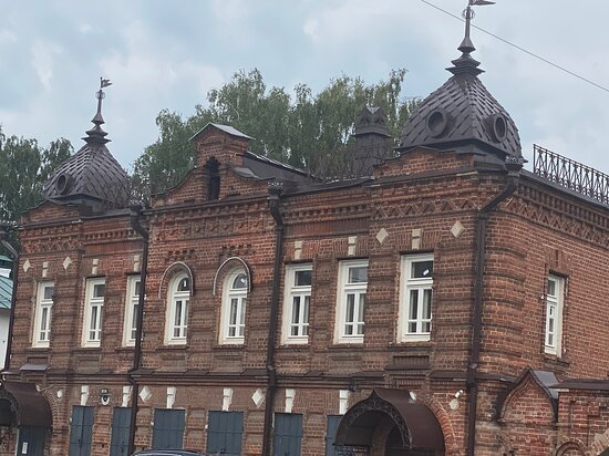 Дом Семёнычева