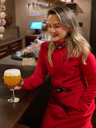 Sexta-feira drink NECTARE,delicioso.