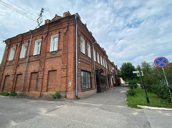 House  of  Baluyeva - Larina - Shumilova
