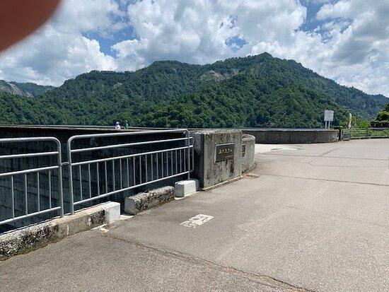 ダム入り口