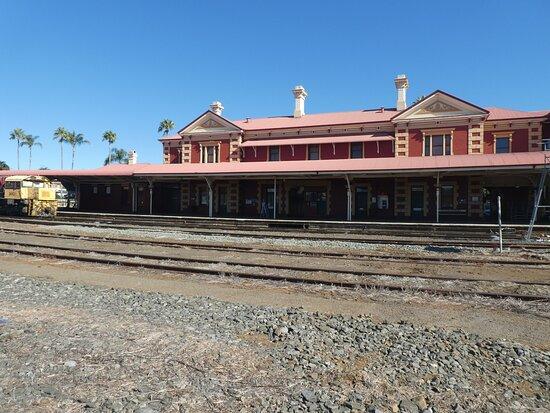 Toowoomba Railway Station Memorial Honour Board