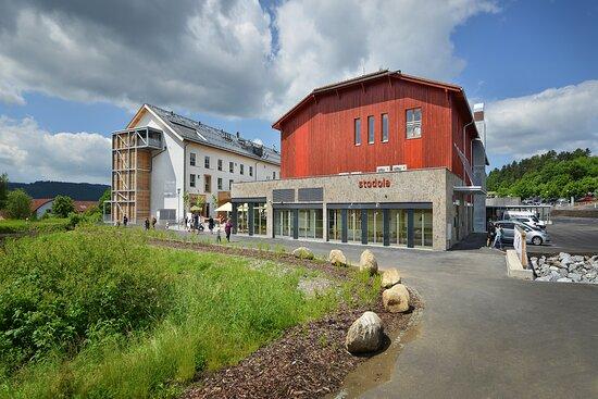 Lipno nad Vltavou, Czech Republic: ELEMENT A STODOLA