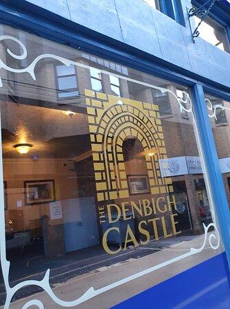 The Denbigh Castle Pub down Hackins Hey