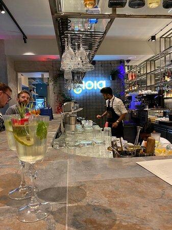 Gioia Cocktails Bar