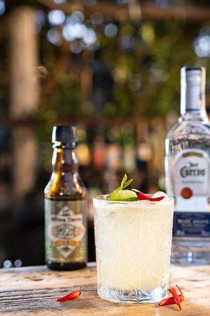 Villa Tunda cocktail