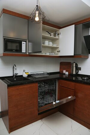 Güven Park Residence&Hotel_Mutfak