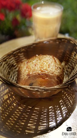 Chocolatine ou pain au chocolat? Venez la goûter pour vous prononcer...