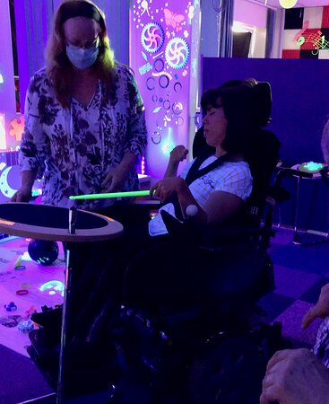 Bodrumorphix Multi-Purpose Studio. Sensory. Parties. Special Events. Fundraising & Charity Events. All Ages from Birth to 100+yrs. Fun games, activities, gadgets & equipment. VFX Animated Visuals. Tailored Sessions. Wheelchair user friendly. Equality & Inclusitivity for EVERYONE!!!