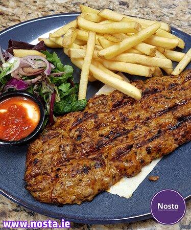 Acili (spicy) Adana - Nosta restaurant Cork City