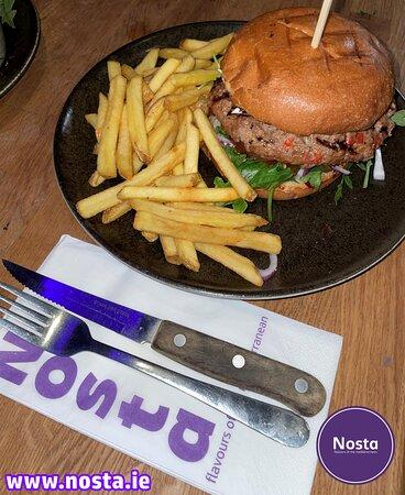 Nosta burger - Nosta restaurant Cork City