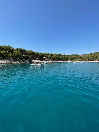 Split-Dalmatia County, Croatia: one of my excursion routes