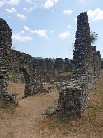 Abbazia di Santa Maria di Corazzo. Bellissima.