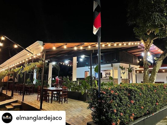 Shrimp bowl  – Billede af El Manglar Restaurante & Bar, Jaco - Tripadvisor