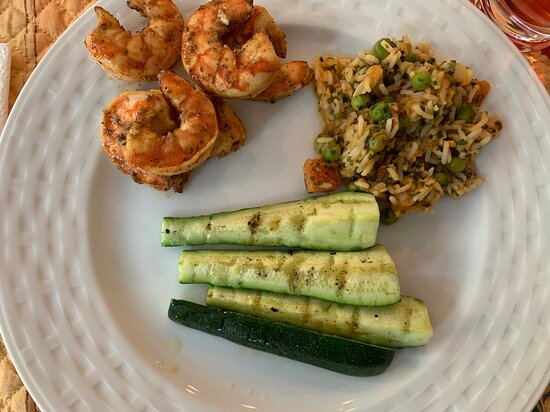 Washington: Shrimp
