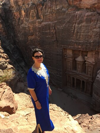 Explore the most stunning spots in Petra, Jordan