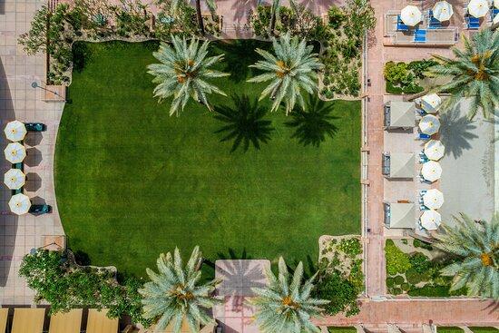 Rose Lawn - Aerial